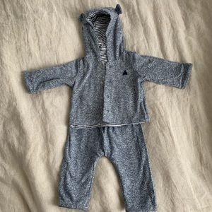 BABY GAP - reversible jogging suit